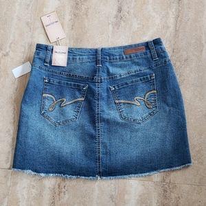3🚨/$25 🆕️ Wallflower denim skirt